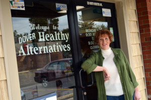Connie Ciekanski, owner of Dover Healthy Alternatives