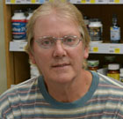 Mike Warther is a preventative health consultant at Dover Healthy Alternatives